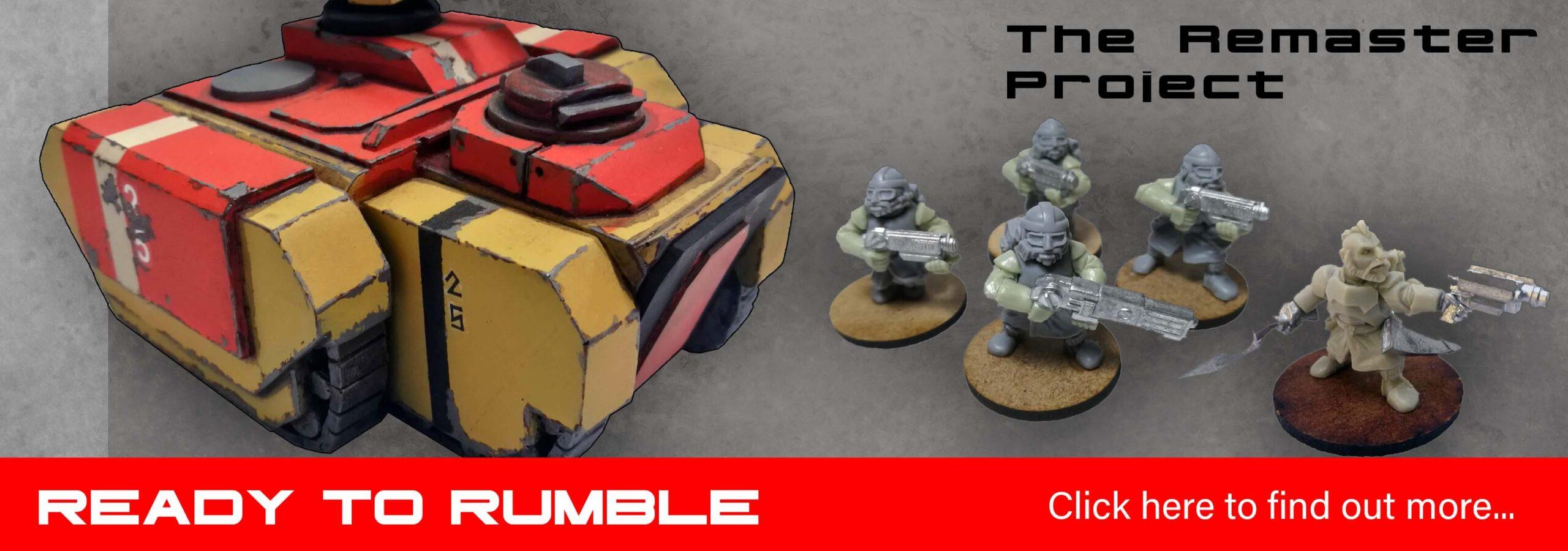 Trooper Transport - Remaster Project
